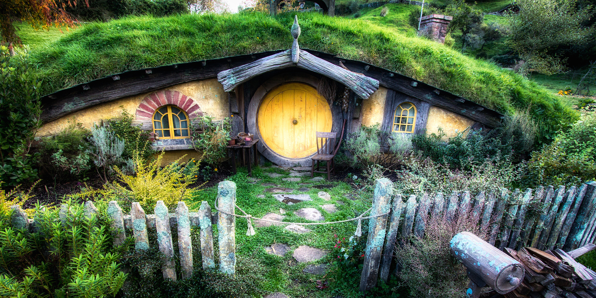 Hobbit Homes Home Design