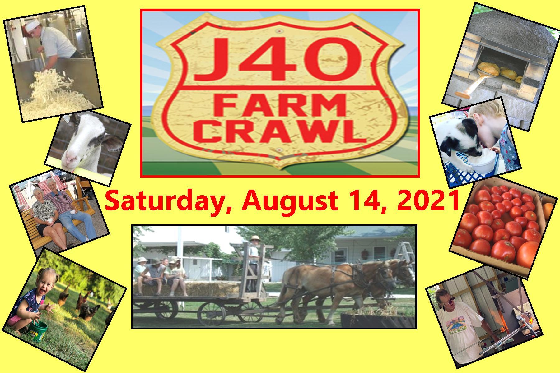2021 J40 Farm Crawl